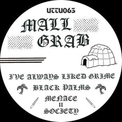 Mall Grab ‎– Menace II Society - Unknown To The Unknown ‎– UTTU063