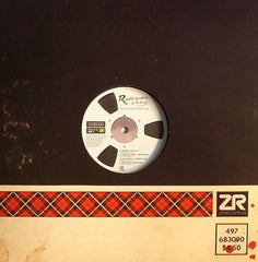 The Revenge - Reekin'Structions Album Sampler Part One - Z Records ‎– ZEDD12130