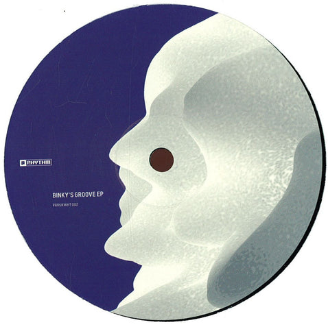 Mr G ‎– Binky's Groove EP - Planet Rhythm Records ‎– PRRUKWHT002RP