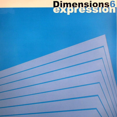 "Dimensions6 - Expression 2x12"" Arision ARI 009LP"