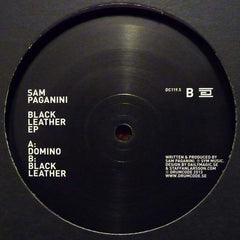 Sam Paganini ‎– Black Leather EP - Drumcode ‎– DC119.5