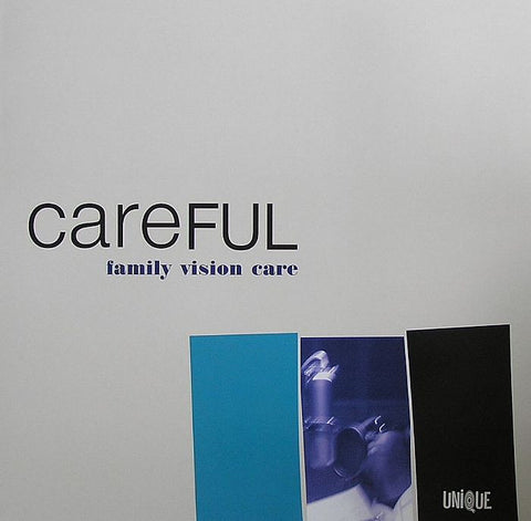 "Family Vision Care - Careful 12"" Unique UNIQ139"