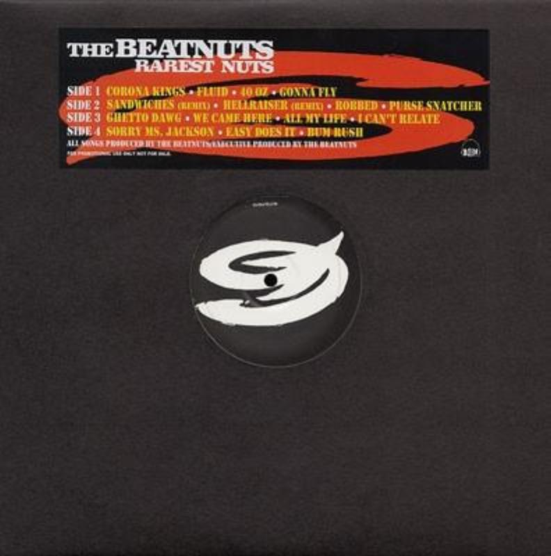 The Beatnuts - Rarest Nuts - Loud Records NUTSLP001