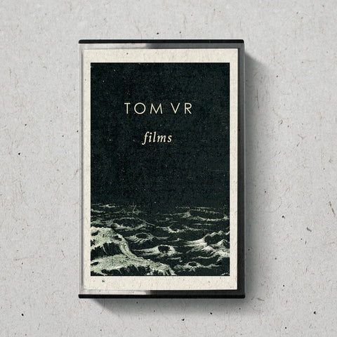 Tom VR ‎– Films - All My Thoughts ‎– AMT007 CASSETTE