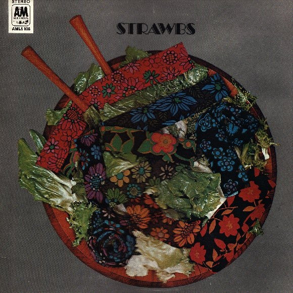 "Strawbs - Strawbs 12"" A&M Records AMLS 936"