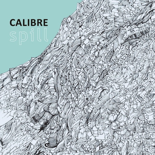 Calibre ‎– Spill (CD) Signature Records ‎– SIGCD009