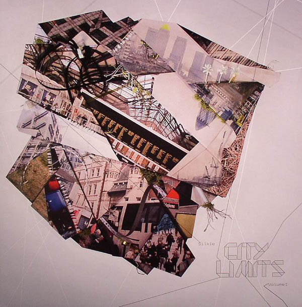 Silkie ‎– City Limits Volume 1 - Deep Medi Musik ‎– MediLP002