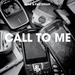 Mak & Pasteman ‎– Call To Me - Lobster Boy ‎– LOB019