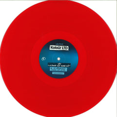 "Various ‎– It's House Not House EP 12"" REPRESS Kolour LTD ‎– KLRLTD013"