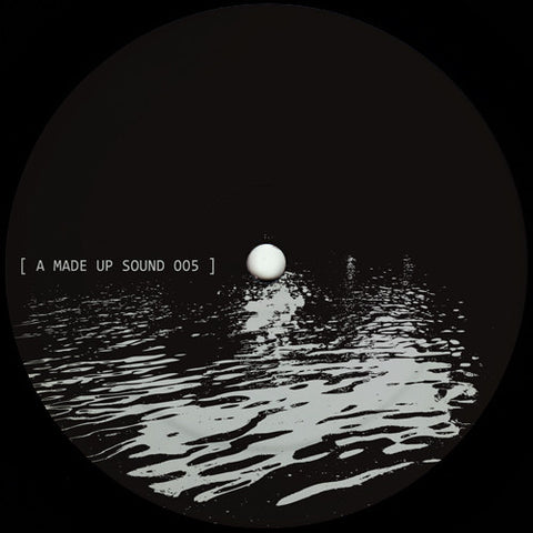 "A Made Up Sound ‎– Take The Plunge 12"" A Made Up Sound ‎– AMS005"