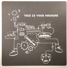"Various - This Is Your Machine 12"" Hairy Claw HC04"