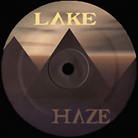Lake Haze ‎– Love In Lux - Unknown To The Unknown ‎– UTTU 075