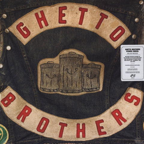 "Ghetto Brothers - Power-Fuerza 12"" LP Truth & Soul ‎– TS015-LP"