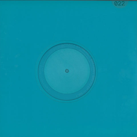 "Extrawelt ‎– Breaking Bricks EP 12"" Halocyan Records ‎– PHC022"