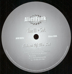 "The M-Set ‎– Echoes Of The Set 12"" Alien Funk Movement ‎– AFM/004"