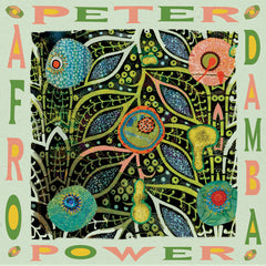 Peter Power - Afro Damba - Multi Culti ‎– MC033