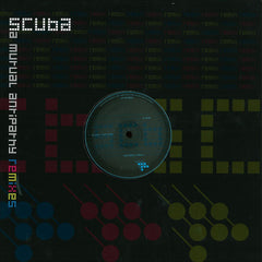 "Scuba - A Mutual Antipathy Remixes 12"" Hotflush Recordings HFRMX003"