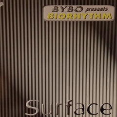 "Bybo - Biorhythm 12"" Surface Records France SURF 007"
