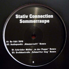 "Stativ Connection - Sommerraupe 12"" M.M.A.D. Records MMAD 002"