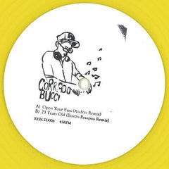 "Corrado Bucci ‎– Open Your Eyes 10"" Rebirth ‎– REBLTD008"