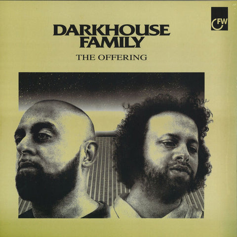 Darkhouse Family – The Offering - First Word Records ‎– FW168