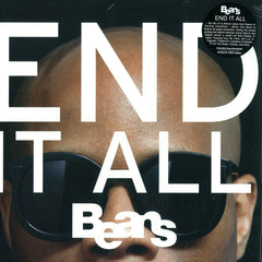 "Beans - End It All 12"" Anticon ABR 0108LP"