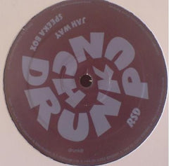 "RSD - Jah Way / Speeka Box 12"" Punch Drunk drunk8"