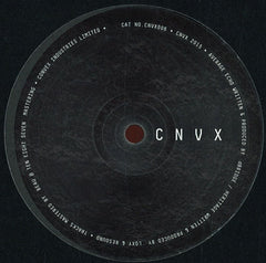 "dBRIDGE & Loxy & Resound ‎– Average Echo / Heritage 12"" CNVX ‎– CNVX006"