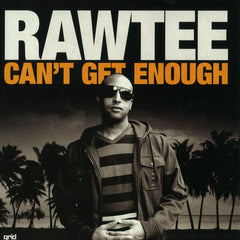 "Rawtee - Can't Get Enough / Throwing Stars 12"" Grid Recordings GRIDUK045"
