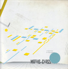 "Maths Class ‎– Emporio Laser / Cushion Glamour 7"" Life Is Easy Records ‎– LIE013S"