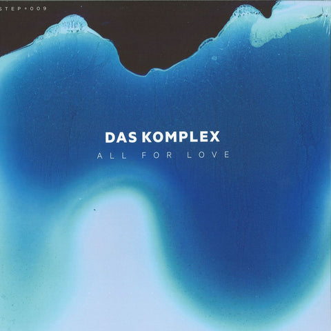 "Das Komplex ‎– All For Love 2x12"" Step STEP 009"