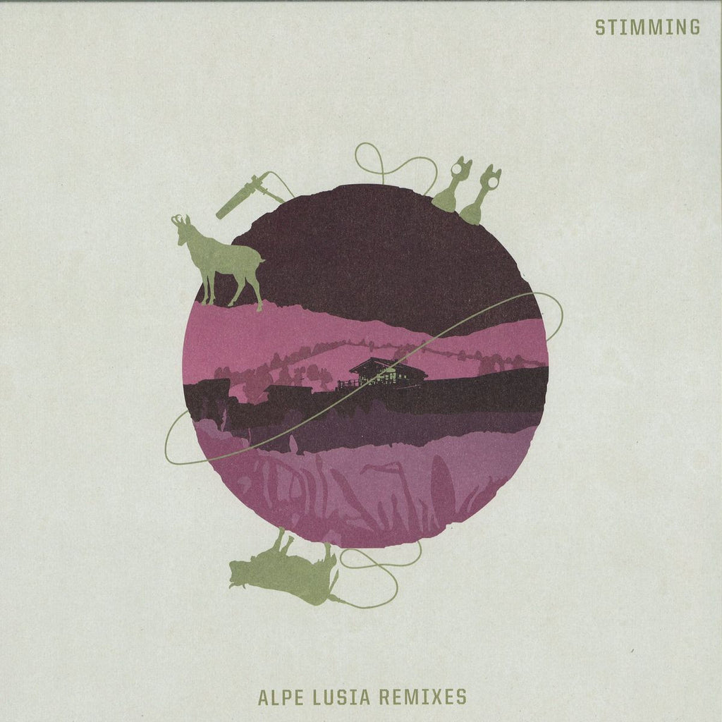 "Stimming ‎– Alpe Lusia Remixes 12"" Diynamic Music ‎– DIYNAMIC086"