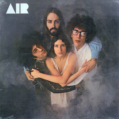 Air - Air - Be With Records ‎– BEWITH015LP
