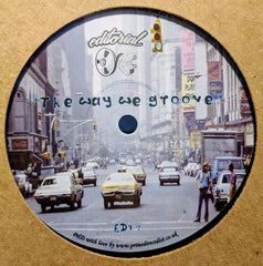 Various ‎– The Way We Groove - Editorial ‎– ED19