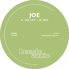 Joe – Tail Lift / MPH - Hessle Audio ‎– HES032