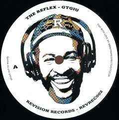 The Reflex ‎– GTGIU / SS&S - Revision Records - REVREC002