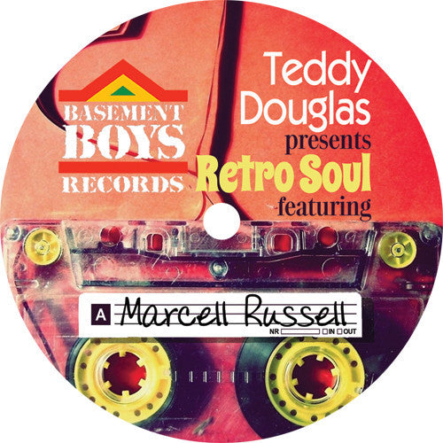 Teddy Douglas Featuring Marcell Russell ‎– Retro Soul - Basement Boys Records ‎– BBRRS001