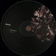 Dubiosity ‎– Arcanum EP - Planet Rhythm Records ‎– PRRUKBLK 012