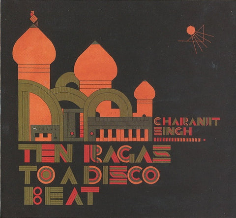 Charanjit Singh - Synthesizing: Ten Ragas To A Disco Beat (CD) Bombay Connection BC-302