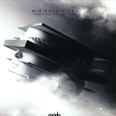 "Mia Dora - Clear 12"" Moda Black MB016"