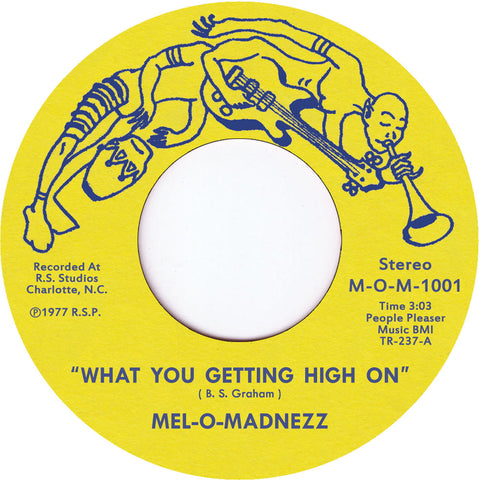 "Mel-O-Madnezz - Beautiful Day 12"" RSP ‎– M-O-M-1001"
