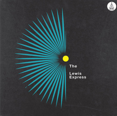 The Lewis Express ‎– The Lewis Express - ATA Records ‎– ATALP011