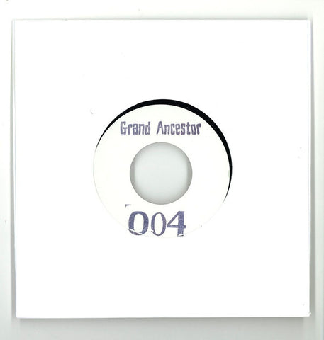 "The Illuminated & Distant Roots ‎– Straight To Mi Brain 7"" Grand Ancestor ‎– GA004"