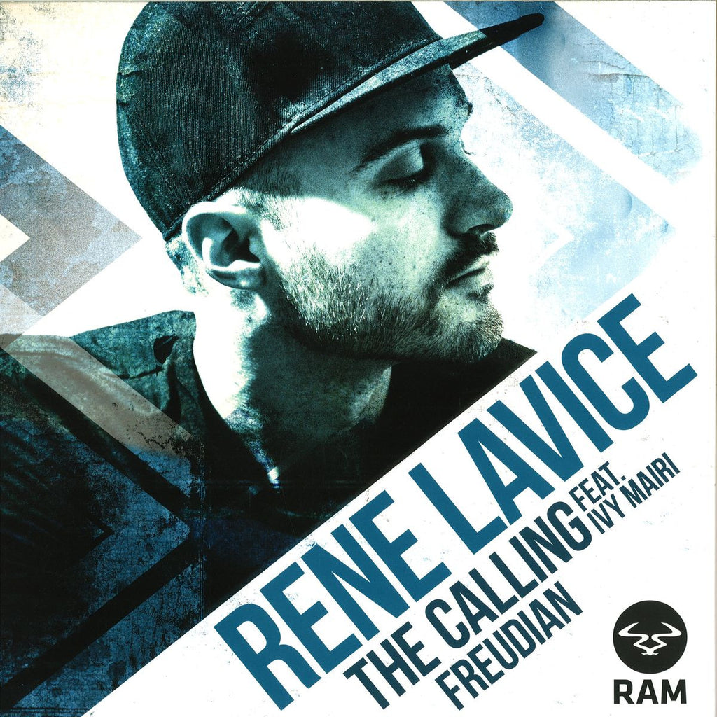 "Rene LaVice - The Calling / Freudian 12"" RAM Records RAMM179"