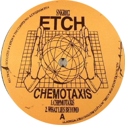 Etch - Chemotaxis EP - Sneaker Social Club ‎– SNKR012