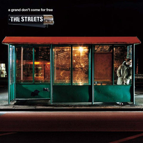 "The Streets ‎– A Grand Don't Come For Free 2x12"" Be With Records ‎– BEWITH002LP"