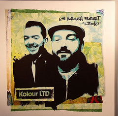 "6th Borough Project ‎– LTD010 10"" Kolour LTD ‎– KLRLTD010 (LIMITED EDITION NUMBERED)"