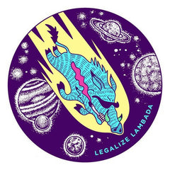 "Various ‎– Legalize Lambada Volume Two 12"" Legalize Lambada ‎– LEG002"