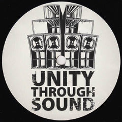 "Headland - Tapescho 10"" Unity Through Sound ‎– UNITY001"