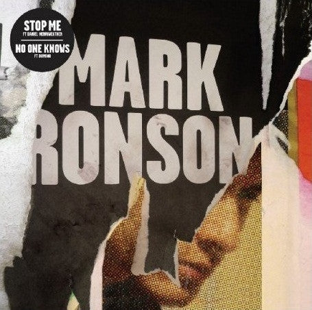"Mark Ronson - Stop Me 12"" Sony BMG Music Entertainment (UK) Ltd 88697 07876 1"